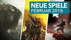 xbox one spiele release 20 neue spiele f 252 r ps4 xbox one switch im februar 2018