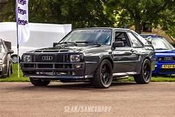 Audi Quattro SWB 1000  Violent De Lessence Dans Mes