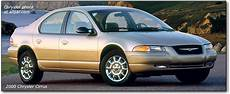 books on how cars work 1995 chrysler cirrus instrument cluster 1995 2000 dodge stratus plymouth breeze and chrysler cirrus sedans