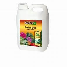 purin d ortie 2l solabiol plantes et jardins