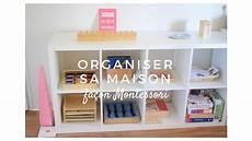 Organiser Sa Maison Id 233 Es Montessori Pour L Am 233 Nagement