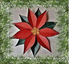 Fleur De Noel Les Mains Dans La T 234 Te D 233 Coration De No 235 L Fleur En Papier