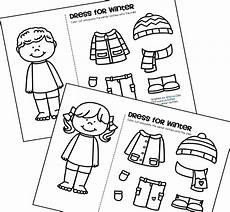 winter clothes worksheets 19966 winter clothes dress boy and free clothes worksheet winter seasons activities