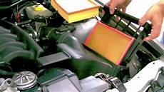 replace bmw air filter e36 m3