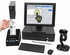 hi com touch screen monitor desktop computer cash