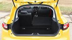 renault clio rs hatchback practicality boot space carbuyer