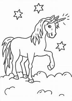 malvorlagen einh 246 rner kostenlos ausdrucken unicorn