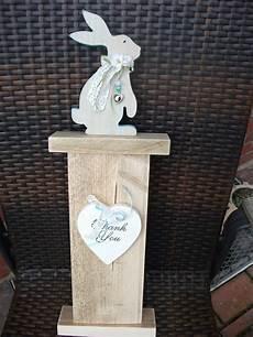 Stehle Weiß Holz - die besten 25 osterdeko aus holz ideen auf
