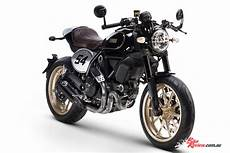2017 Ducati Scrambler Cafe Racer Bike Review