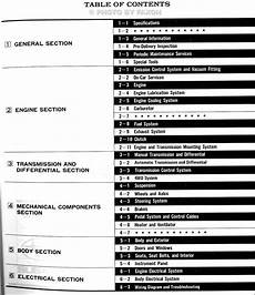 free car repair manuals 1989 subaru leone on board diagnostic system 1989 subaru justy repair shop manual original