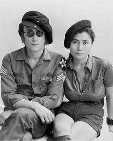 Ono Lennon - lennon yoko ono a nowhere with the beatles