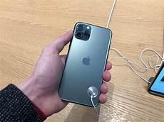 iphone 11 pro ersteindruck bilder neue farben id