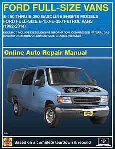 car repair manuals online pdf 1994 ford club wagon free book repair manuals 1994 ford e 350 econo club wagon haynes online repair manual select access ebay