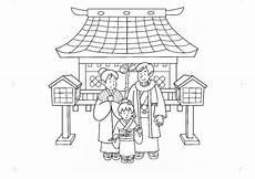 Malvorlagen Japanese Malvorlage Japanische Tracht Kostenlose Ausmalbilder Zum