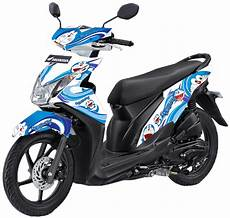 Modifikasi Stiker Motor Beat by Gambar Cutting Sticker Honda Beat Esp 2018 Inomodifikasi