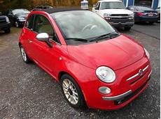 2012 fiat 500c lounge 2dr convertible in central square ny