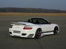 Porsche Cabriolet 911 Car Tuning