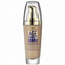 l oreal age gold anti age make up serum