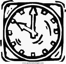 Uhr Malvorlagen Quest Uhr 01 Gratis Malvorlage In Diverse Malvorlagen