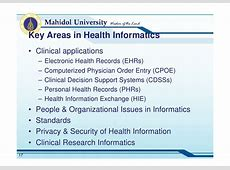 uic masters health informatics