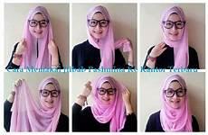 Cara Memakai Jilbab Pashmina Ke Kantor Terbaru 2015 Cara