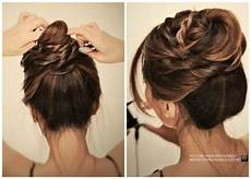Bun Anleitung - 61 easy updos for hair when you re in hurry