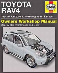 car engine repair manual 2004 toyota rav4 regenerative braking toyota rav4 petrol diesel 1994 2006 haynes owners service repair manual 1844257509