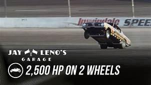Jay Leno Goes 2500 HP On 2 Wheels  Leno's Garage
