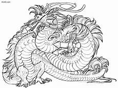 Ausmalbilder Chinesische Drachen Coloring Pages To And Print For Free