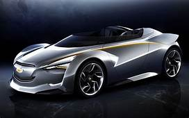 Chevrolet Mi Ray Roadster Concept Car Wallpapers  Modern