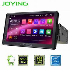 joying 2gb android 6 0 single 1 din 7 quot universal