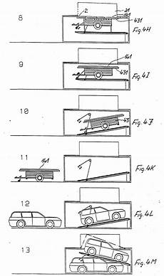 5 Grad Gefälle Auf 1 Meter - patent ep0814220a2 parking garage assembly and
