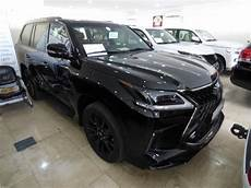 lexus black edition 2020 lexus lx 570 black edition 2020 new q motor