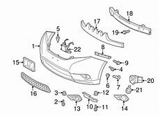 free download parts manuals 2000 toyota sienna parking system genuine oem bumper components front parts for 2015 toyota sienna le olathe toyota parts center