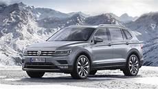 Volkswagen Tiguan Allspace Highline - 2018 volkswagen tiguan allspace highline 4motion front