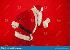 running santa claus background merry christmas stock image image of running holiday