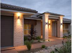 House Exterior Design: Lighting Designs