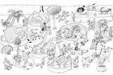 Bilder Zum Ausmalen Zoo Jetzt Bestellen 187 Fototapete Zoo Zum Ausmalen