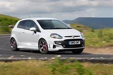 Abarth Punto Evo Hatchback Review 2010 2013 Parkers