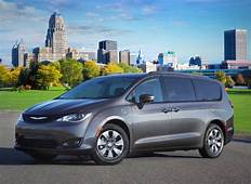 Whats Next A Hybrid Minivan The 2018 Chrysler Pacifica