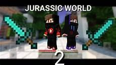 Jurassic World Malvorlagen Indonesia Pendek Jurassic World 2 Minecraft Indonesia