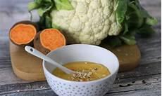 babybrei selber machen vegetarischer babybrei mit blumenkohl und s 252 223 kartoffel