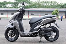 Modifikasi Yamaha Freego by Keunggulan Meletakan Tangki Bensin Skutik Di Depan