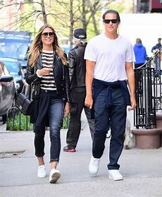 Heidi Klum And Vito Schnabel Out In New York 04 23 2017