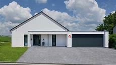 Bungalow Modern Satteldach - moderner satteldach bungalow stufenloses wohnvergn 252