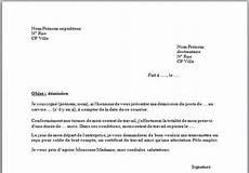 démission solde tout compte lettre de d 233 mission mod 232 le gratuit application letter