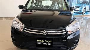 New Suzuki Cultus Automatic 2019 Detailed Video