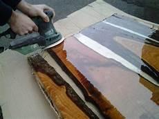 Fabriquez Votre Table En Bois Et R 233 Sine Resin Pro