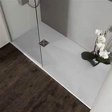 doccia in resina flat piatto doccia spessore 2 5 in marmo resina cm 70x100