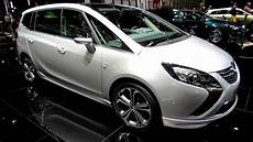 2014 Opel Zafira Tourer Cosmo Opc Line Exterior And